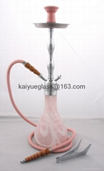 Fancy glass shisha-hookah