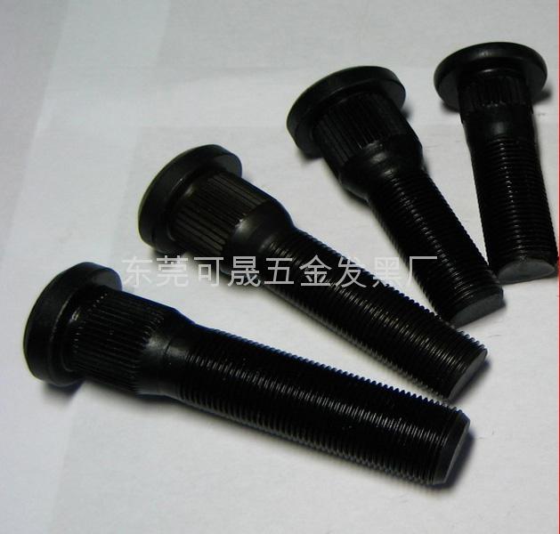 不鏽鋼發黑螺絲 1