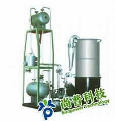 尚普節能導熱油爐清洗劑