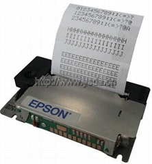 45mm 2inch Taxi meter  printer EPSON  M-150II