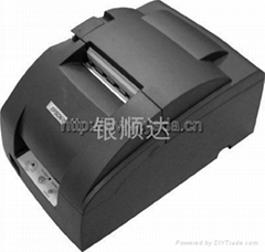 76mm dot matrix receipt printer EPSON TM-U220