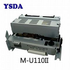 76mm 嵌入式针式打印机 EPSON M-U110II