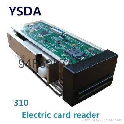 Kiosk IC card motor card reader(RS232/USB/TTL) CRT-310 1