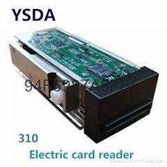 自助终端设备 IC卡 310电动读卡器