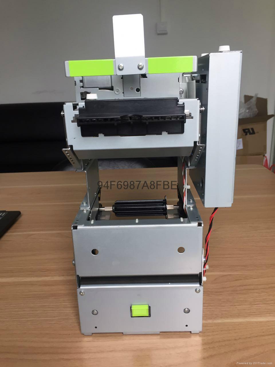Hot sale 80mm Self service machine kiosk printer EU-T432 3