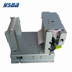 自助服務機器 嵌入式80mm熱敏打印機票據打印機  YSDA