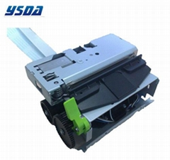 80mm Thermal  printer head + control panel EPSON M-T532  BA-T500