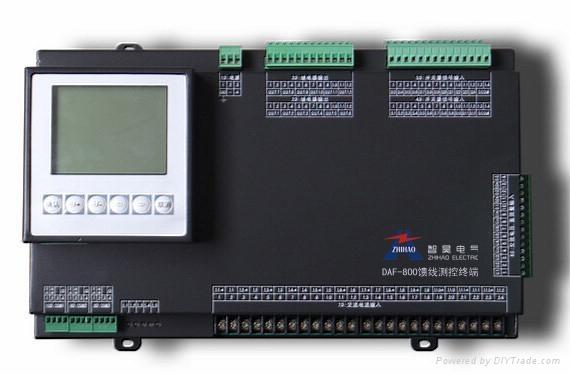 永磁機構重合閘分段器雙電源環網櫃控制器 1