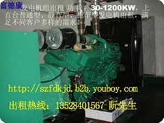 蛇口南油發電機保養三濾配件