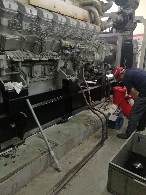 沃尔奔达三菱发电机 5