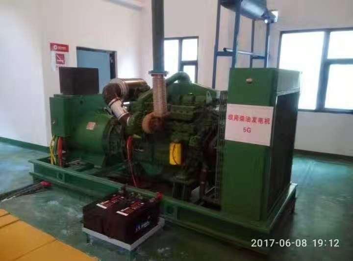 南山发电机保养服务 2