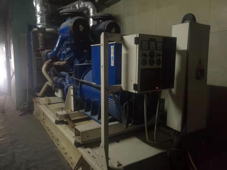 威尔信发电机保养 2