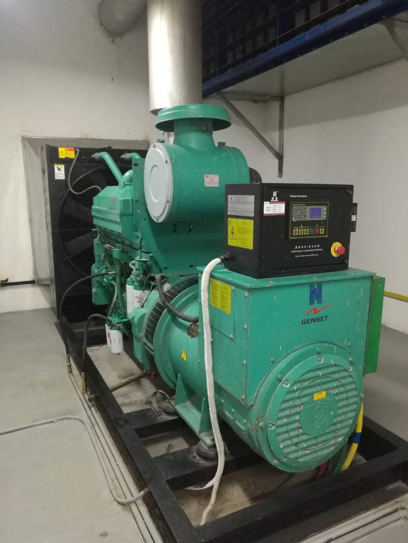 发电机保养维修服务 2