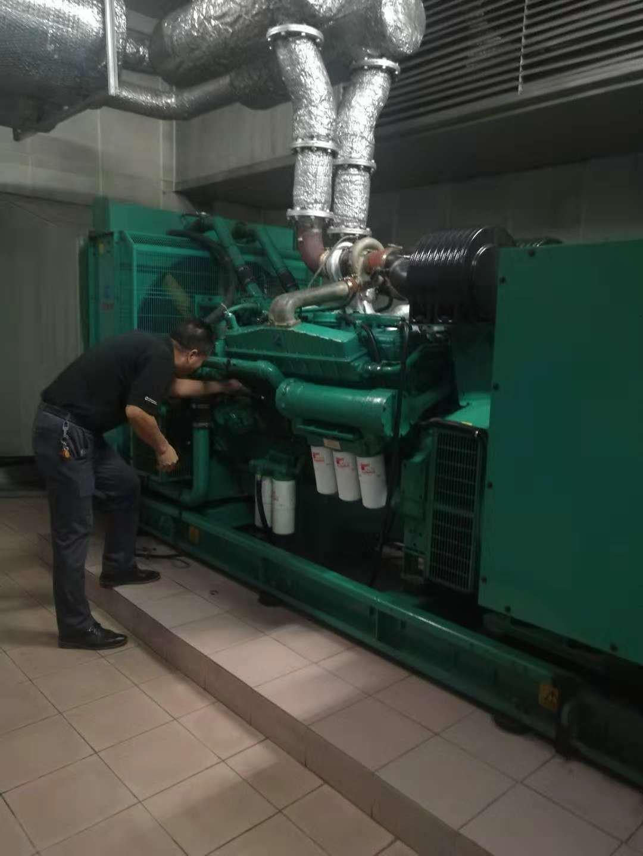 发电机保养维修服务 4