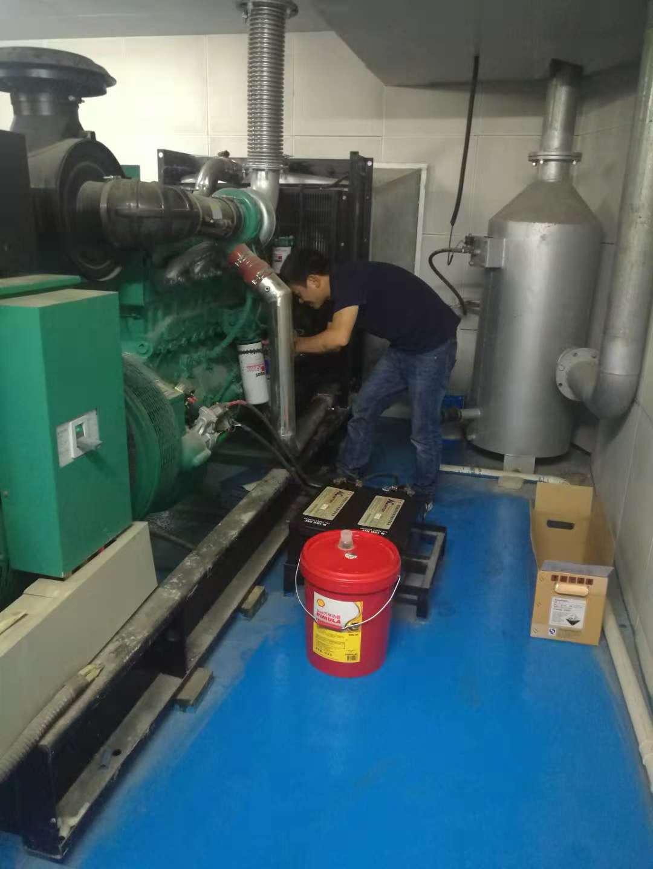 发电机保养维修服务 6