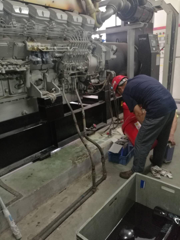 銀湖沃爾奔達三菱發電機 3