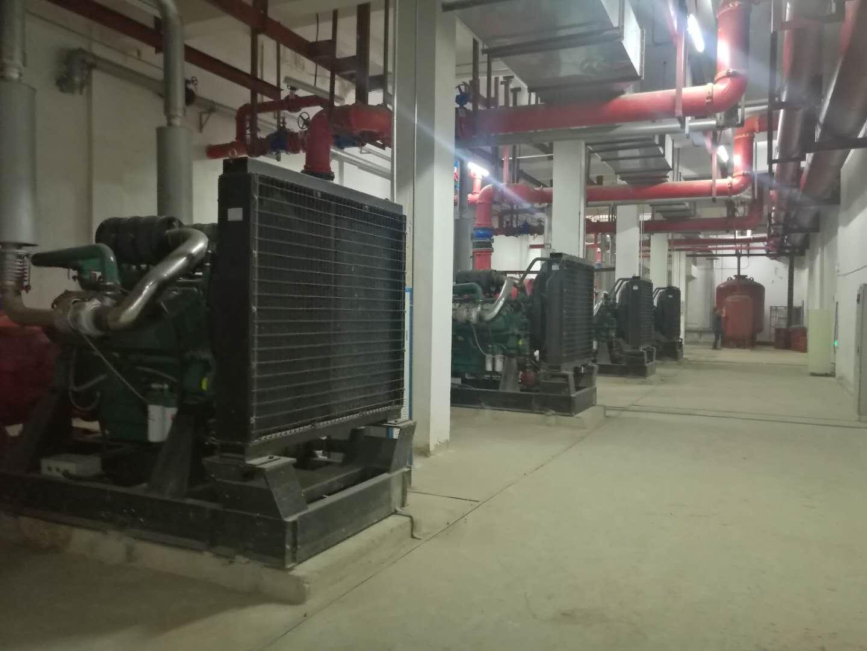 龙岗发电机维修保养 4