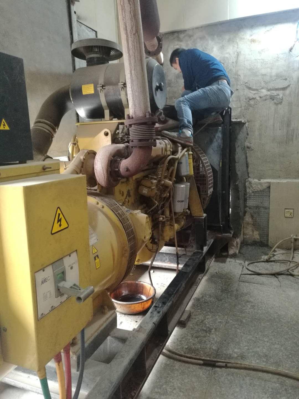 龍崗發電機維修保養 5