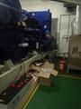帕金斯发电机保养三滤