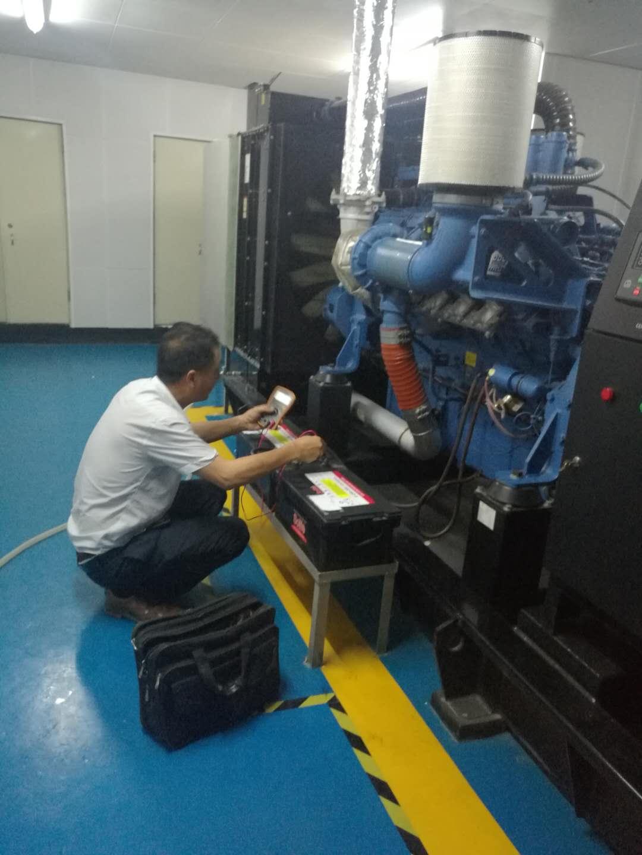 广州赛瓦特发电机保养 6