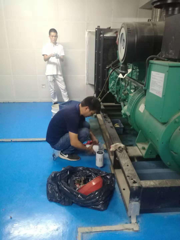 赛瓦特发电机保养 2
