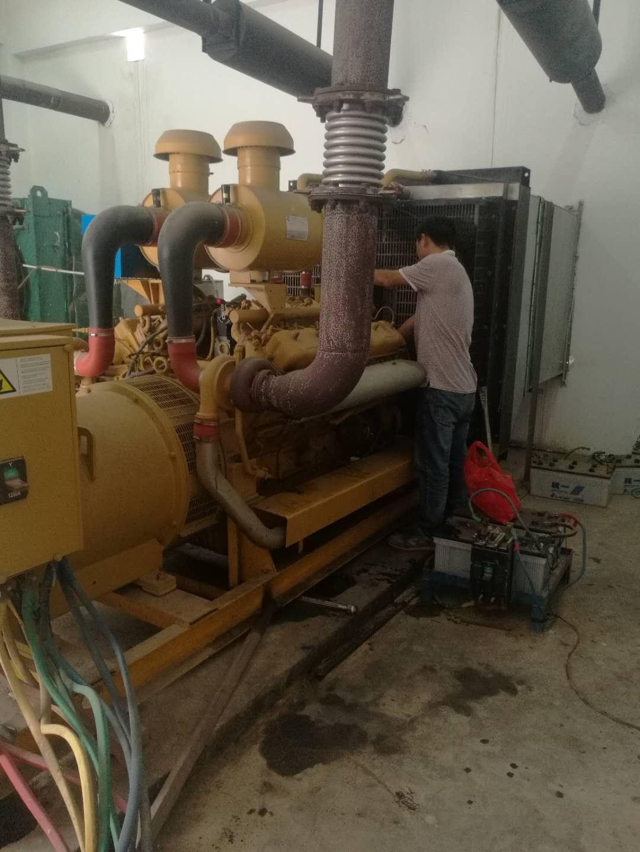 西乡保养发电机 2