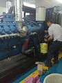 羅湖發電機年度保養 2
