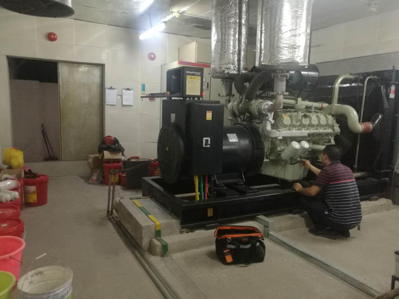 发电机专业检测保养 1