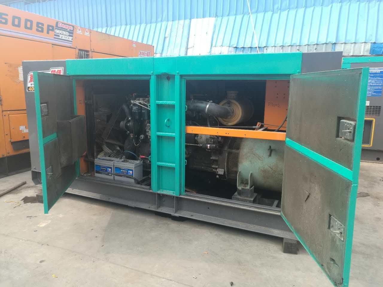 深圳發電機組租賃公司 出租柴油發電機 1