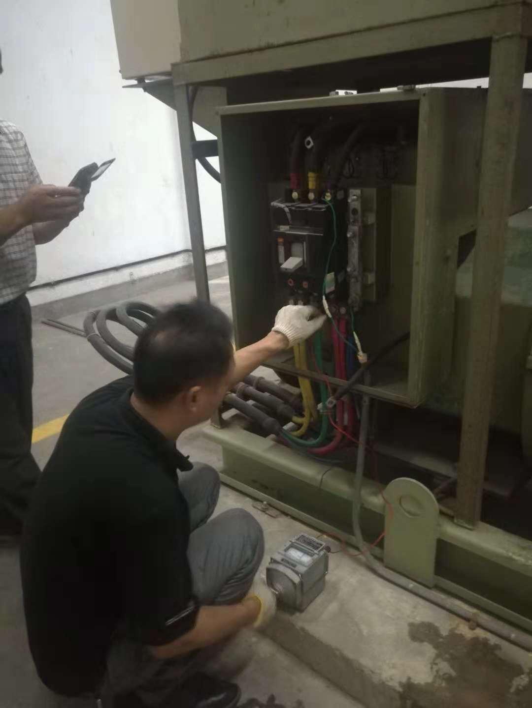 发电机并机柜安装、调试、维修保养服务 3