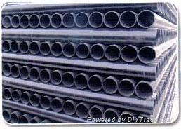 山西柔性抗震鑄鐵排水管 1