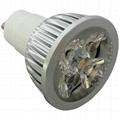 LED Spotlight 4*1W 2