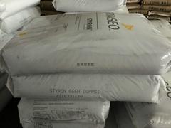 銷售美國陶氏666H食品級高流動性GPPS塑料