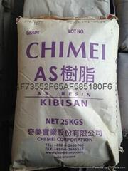 台湾奇美PN-127H耐化学性高透明SAN(AS)树脂