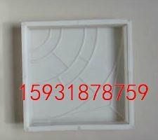 彩磚塑料模盒植草磚護坡磚 2