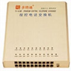 多路通交換機TC-B4-32數碼錄音