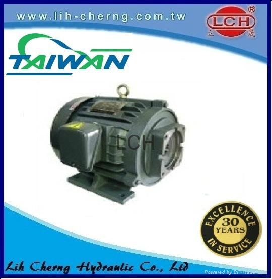 Electric motor 3hp series lch taiwan manufacturer for Electric car motor manufacturers