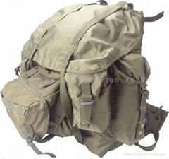 Army canvas bag