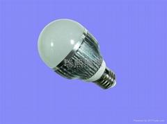 3*3W LED球泡燈