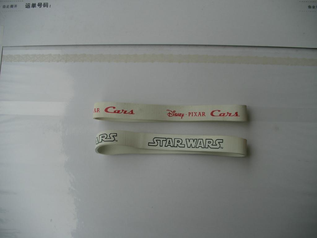 單色印刷天然橡膠圈 2