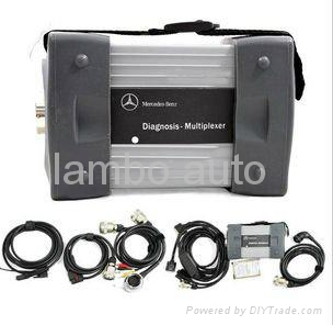 top quality MB Star C3  01/2015 compact 3 diagnostic tool for mercedes benz 1