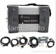 top quality MB Star C3  01/2015 compact 3 diagnostic tool for mercedes benz