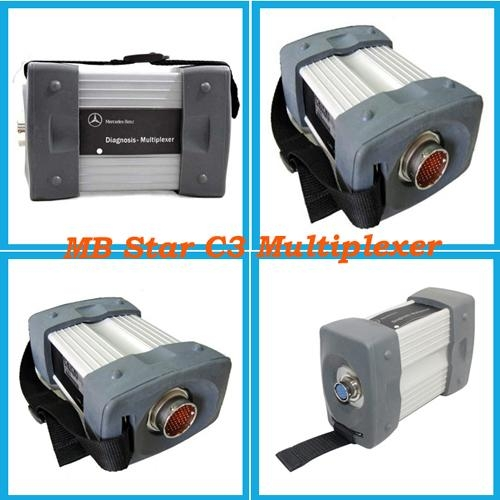 top quality MB Star C3  01/2015 compact 3 diagnostic tool for mercedes benz 4