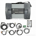 top quality MB Star C3  01/2015 compact 3 diagnostic tool for mercedes benz 5