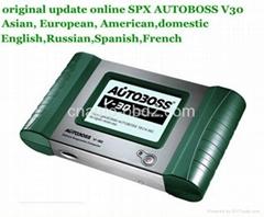 2015 Top-Rated original SPX Autoboss V30 universal diagnostic scan