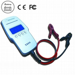 Digial battery analyzer with printer battery tester 2015 hot selling in Thailand