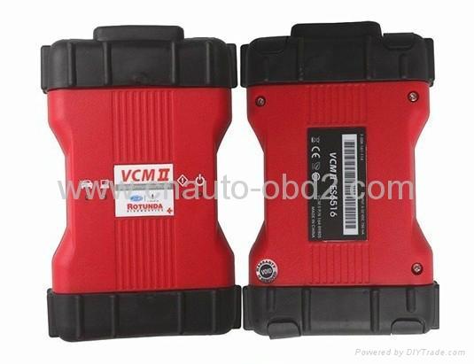 Ford VCM II IDS V84 Diagnostic Tool support 2015 ford vehicles FORD VCM2 OBD2  2