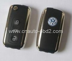 Car alarm remote key control 433.92mhz (3 button) remote duplicator Brazil