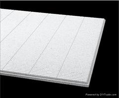 阿姆斯壯特殊設計無孔礦棉吸音天花板
