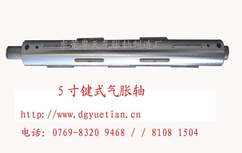 1寸至12寸鍵式氣脹軸 4